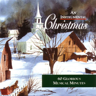 An Instrumental Christmas CD Cover