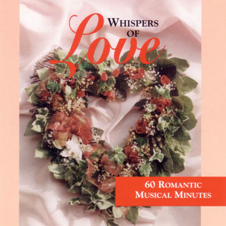 Whispers of Love CD Cover